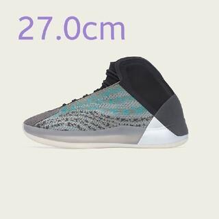 アディダス(adidas)のADIDAS YEEZY QNTM QUANTUM TEAL BLUE(スニーカー)