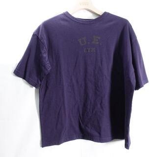 ジャーナルスタンダード(JOURNAL STANDARD)のJournal Standard luxe アソートプリントTシャツ ネイビー(Tシャツ(半袖/袖なし))