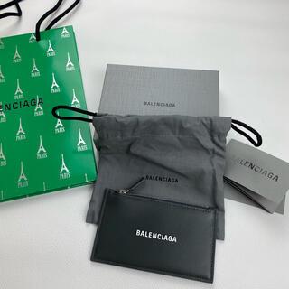 バレンシアガ(Balenciaga)のバレンシアガ カードケース フラグメントケース コインケース  新品 グレー(コインケース/小銭入れ)