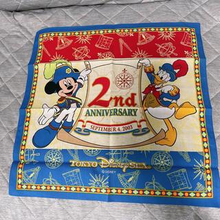 Disney - ハンカチ