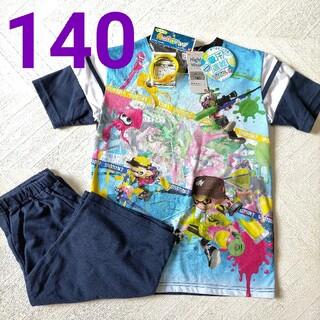 バンダイ(BANDAI)の【新品】スプラトゥーン2 光るパジャマ 140cm 部屋着 tシャツ ゲーム(パジャマ)