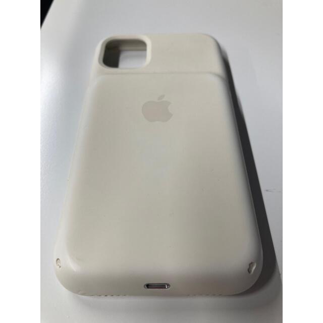 Apple(アップル)のiPhone11 Dual-SIM 256GB ホワイト 香港版【送料込】 スマホ/家電/カメラのスマートフォン/携帯電話(スマートフォン本体)の商品写真