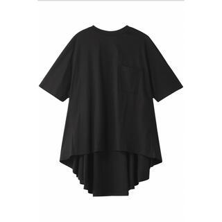 ドゥーズィエムクラス(DEUXIEME CLASSE)のCOG THE BIG SMOKE バックフレアTシャツ 黒(Tシャツ(半袖/袖なし))