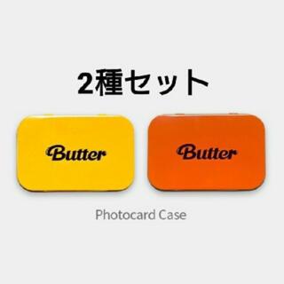 防弾少年団(BTS) - butter weverse特典 トレカケース