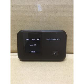 NTTdocomo - Docomo HW-02E SIMロック解除済 WiFiルーター 即購入可能