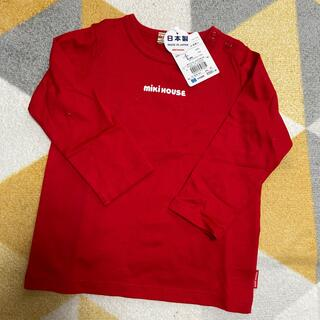 mikihouse - ミキハウス 長袖Tシャツ 90