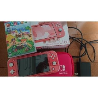 Nintendo Switch - ニンテンドースイッチ ライト本体&ソフトセット