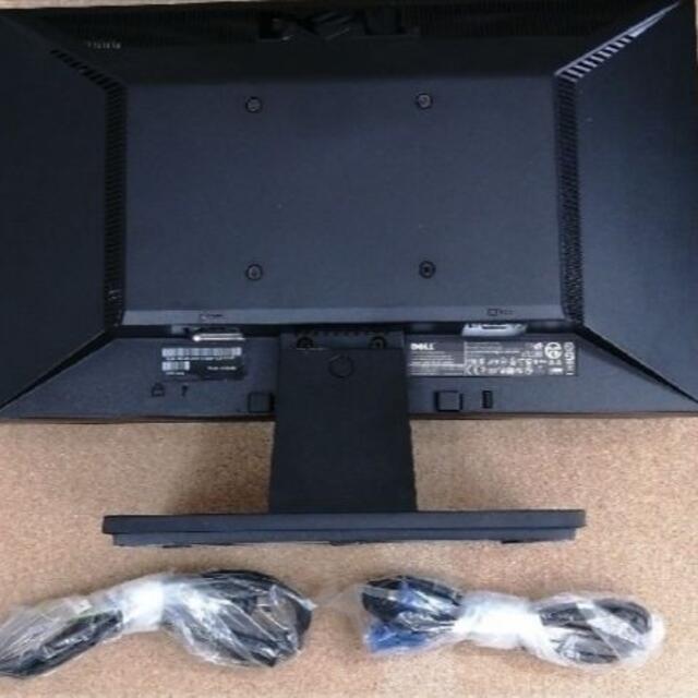 DELL(デル)の18.5インチワイドディスプレイ Dell  スマホ/家電/カメラのPC/タブレット(ディスプレイ)の商品写真