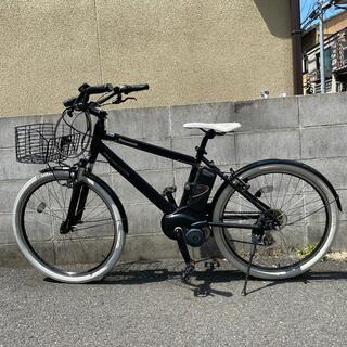 Panasonic - 中古 パナソニック 電動自転車 ハリヤ ビーチクルーザー風カスタム