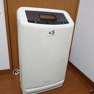ダイキン(DAIKIN)の2016年製ダイキン 除加湿空気清浄機 MCZ70S-W(空気清浄器)