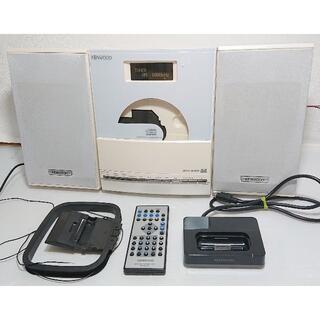 ケンウッド(KENWOOD)のケンウッド C-iP313 ミニコンポ■CD/SD/USB/iPod/FMAM■(スピーカー)