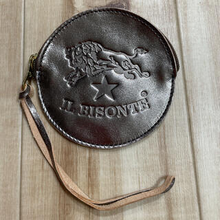 IL BISONTE - 新品 IL BISONTEイルビゾンテ レザーコインパース  イタリア製