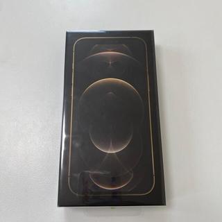 iPhone - 未開封 simフリー  iPhone12 pro Max 256GB ゴールド