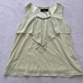 サリア(salire)のレディース  トップス カットソー(カットソー(半袖/袖なし))