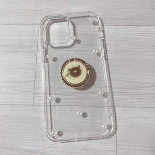 iPhone - iPhone12pro  スマホケース   くまちゃんバンカーケース