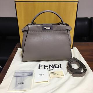 FENDI - FENDI ピーカブー コルダ セレリア