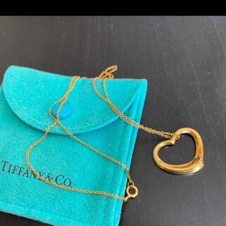 Tiffany & Co. - Tiffany ティファニー オープンハート ネックレス