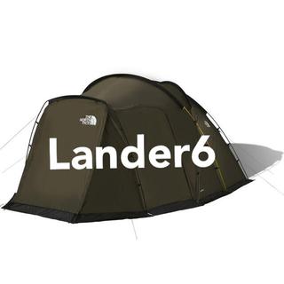 THE NORTH FACE - 新品 未使用 ノースフェイス Lander6 ランダー6 NV22100