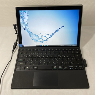 エイサー(Acer)の美品 acer タブレットPC オフィス付き GW312-31(ノートPC)