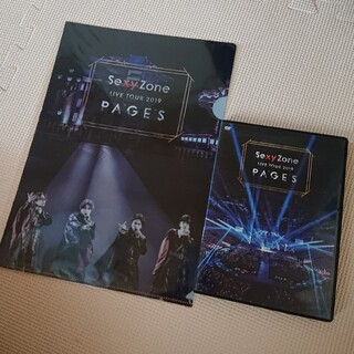 Sexy Zone - Sexy Zone LIVE TOUR 2019 PAGES 通常盤 DVD