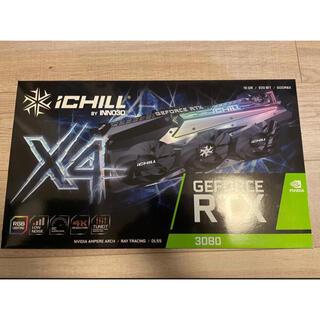 新品未開封 INNO3D RTX 3080 ICHILL X4 非LHR