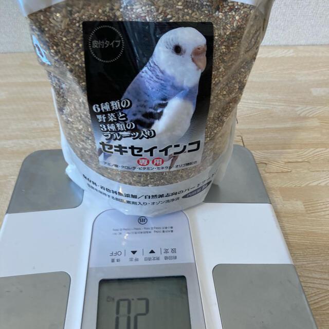 【鳥 餌】マニアシリーズ セキセイインコなど その他のペット用品(鳥)の商品写真