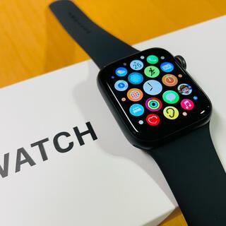 Apple Watch - 【ほぼ未使用】Apple Watch SE セルラー 40mm