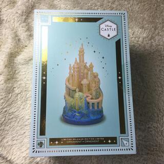 Disney - プリンセス アリエル アトランティカ 城 オーナメント フィギュア
