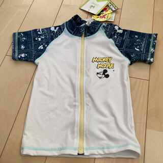 Disney - 新品 ミッキー ラッシュガード 100