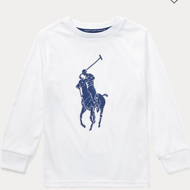 Ralph Lauren(ラルフローレン)のラルフローレン 新品 ロンT ロンT キッズ/ベビー/マタニティのキッズ服男の子用(90cm~)(Tシャツ/カットソー)の商品写真