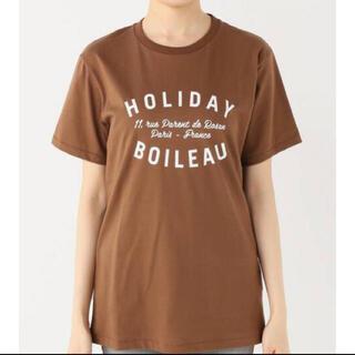 ドゥーズィエムクラス(DEUXIEME CLASSE)の新品未使用(Tシャツ(半袖/袖なし))