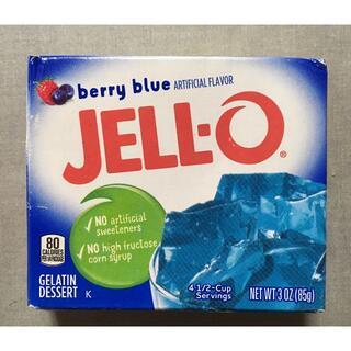 Jell-o ベリーブルー まとめ買いお得です!(菓子/デザート)