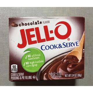 Jell-o チョコレート まとめ買いお得です!(菓子/デザート)