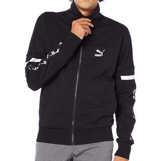プーマ(PUMA)のプーマ XTG スウェットジャケット メンズ Lサイズ ブラック 595866(ジャージ)