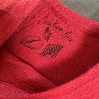 シールームリン(SeaRoomlynn)のコットン2FACE(Tシャツ(半袖/袖なし))