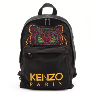 KENZO - ケンゾー  ポリエステル×ナイロン  ブラック ユニセックス リュック・デ