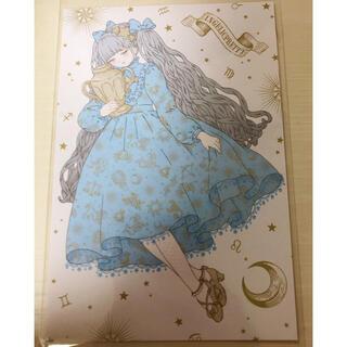 Angelic Pretty ポストカード 今井キラ