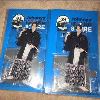 ジャニーズ(Johnny's)の目黒蓮 アクリルスタンド セット(男性アイドル)