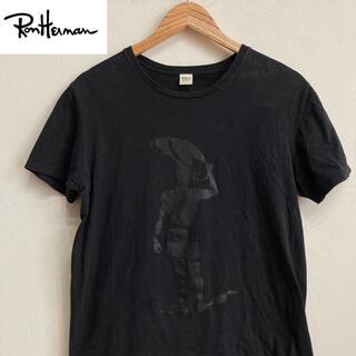 Ron Herman - 【複数割】ロンハーマン Ron Herman 波乗り 黒 Tシャツ Sサイズ