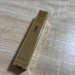 イヴサンローランボーテ(Yves Saint Laurent Beaute)のイヴ・サンローラン ヴォリュプテ ウォーター カラーバーム No.2(リップケア/リップクリーム)