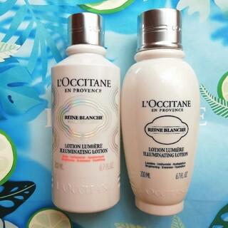 ロクシタン(L'OCCITANE)の未使用☆ロクシタン RB 化粧水 新旧セット(化粧水/ローション)