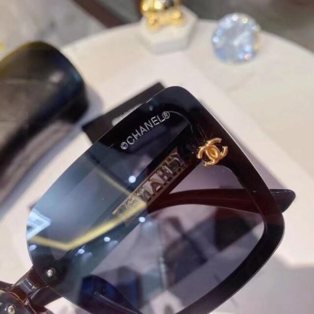 CHANEL(シャネル)のサングラス 美品 レディースのファッション小物(サングラス/メガネ)の商品写真