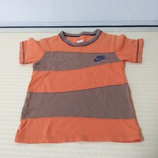 NIKE - ナイキ Tシャツ 110サイズ オレンジ色