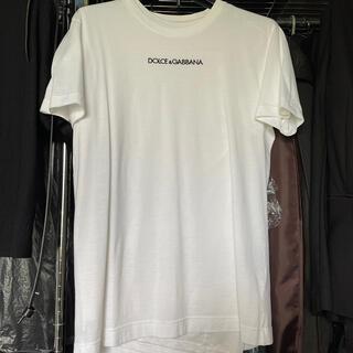 ドルチェアンドガッバーナ(DOLCE&GABBANA)のドルチェ&ガッバーナtシャツ(Tシャツ/カットソー(半袖/袖なし))