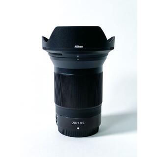 ニコン(Nikon)のニコン NIKKOR Z 20mm f/1.8 S(レンズ(単焦点))