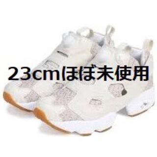Reebok - リーボック/ポンプフューリー/BD3006/23cm/中古/ほぼ未使用