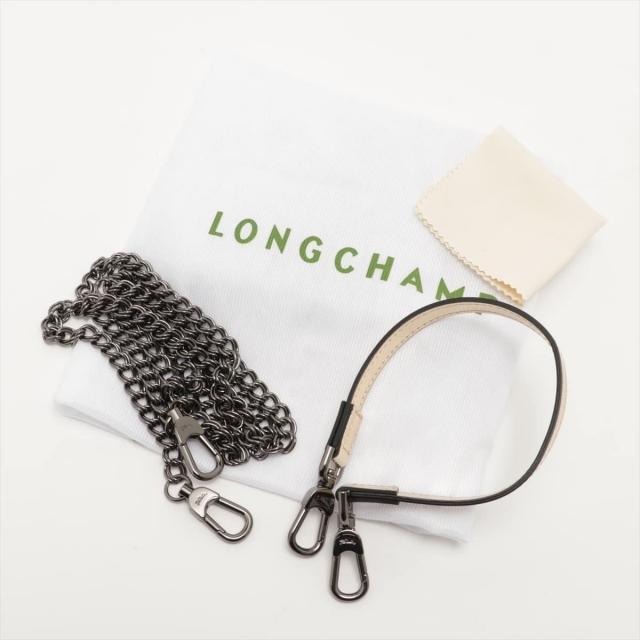 LONGCHAMP(ロンシャン)のロンシャン  レザー  ゴールド レディース ショルダーバッグ レディースのバッグ(ショルダーバッグ)の商品写真