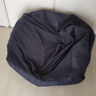 ムジルシリョウヒン(MUJI (無印良品))の無印良品ビーズクッション(ビーズソファ/クッションソファ)