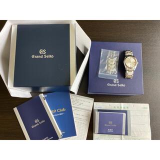 グランドセイコー(Grand Seiko)のGrand Seiko グランドセイコー SBGX063(腕時計(アナログ))