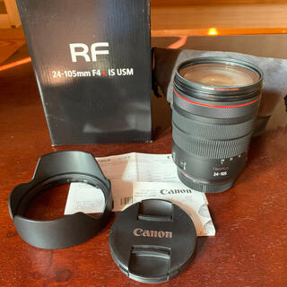 Canon - Canon RF 24-105mm F4 L IS USM フィルター付き